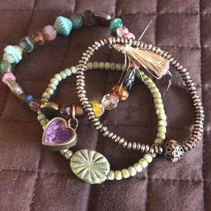 Jewelry - Boho bracelet set